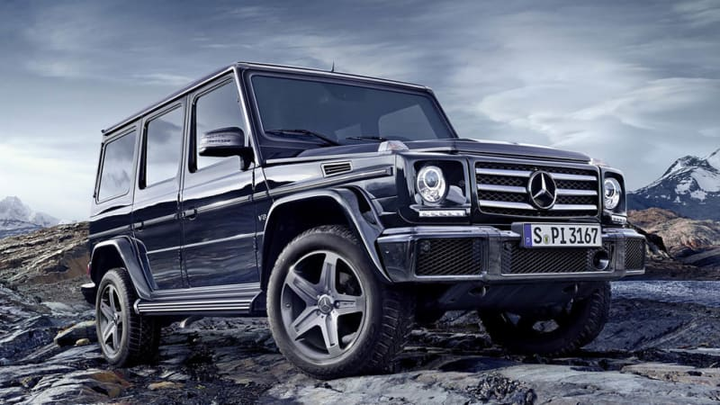 Mercedes updates G-Class including new 4.0-liter twin-turbo V8 [UPDATE]