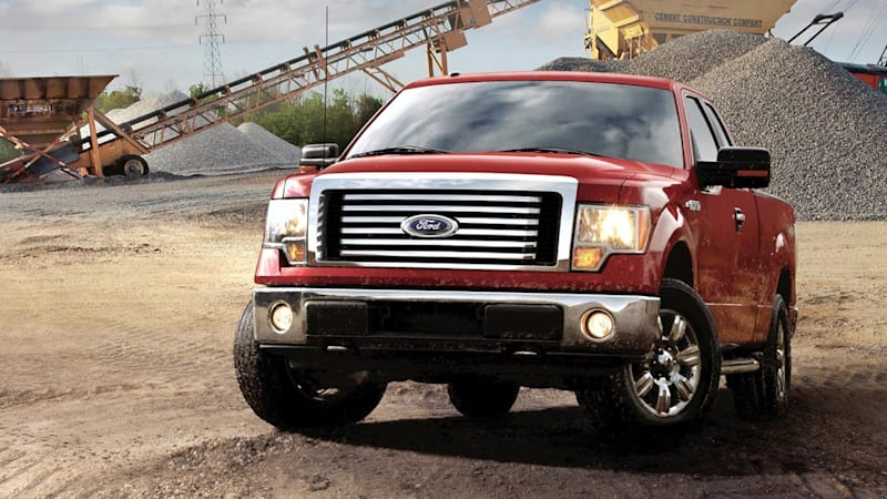 NHTSA investigating 250k F-150s for possible power brake failure