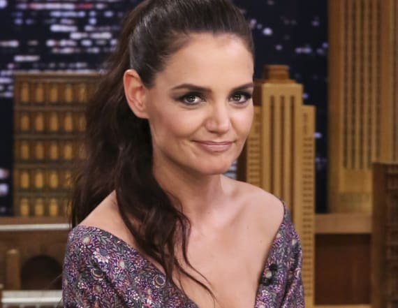 Katie Holmes admits to trash talk