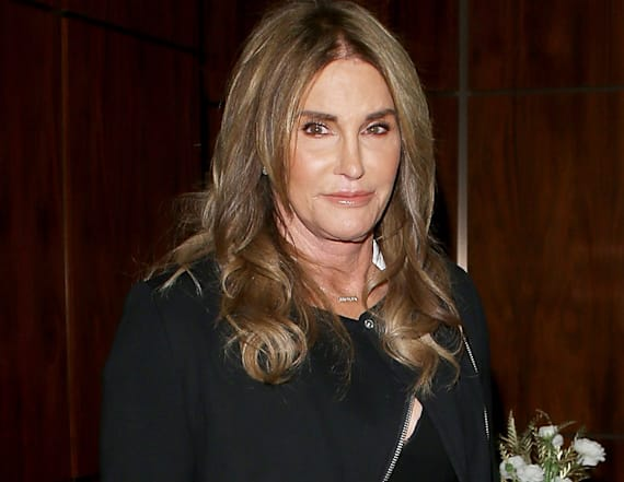 Caitlyn Jenner breaks silence on inauguration