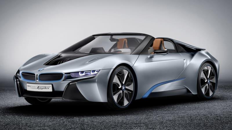 BMW to finally put i8 Spyder into production