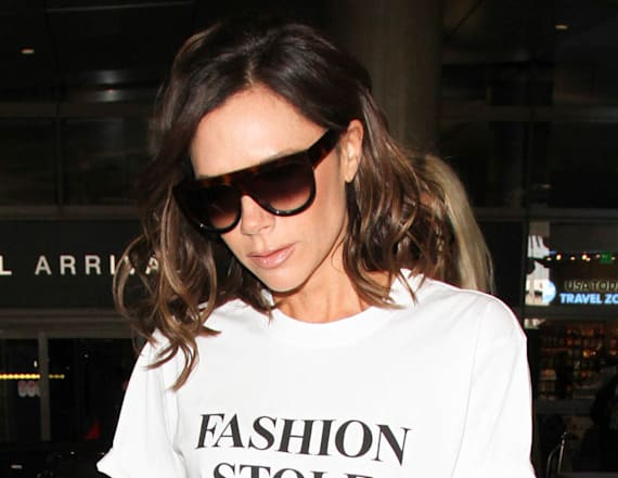 Victoria Beckham explains why she never smiles