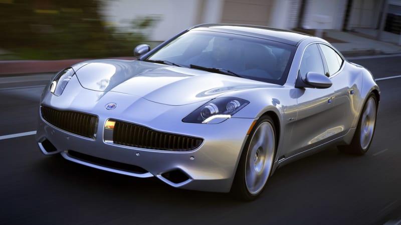 Karma Automotive partners with BMW for powertrains