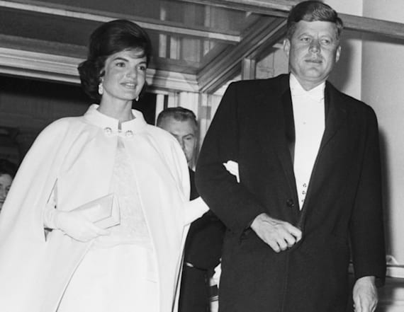 50 years of First Ladies' inaugural ball gowns