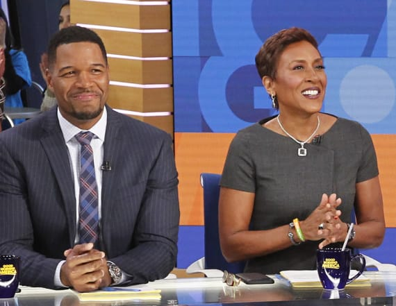 Bad blood between 'GMA' anchors