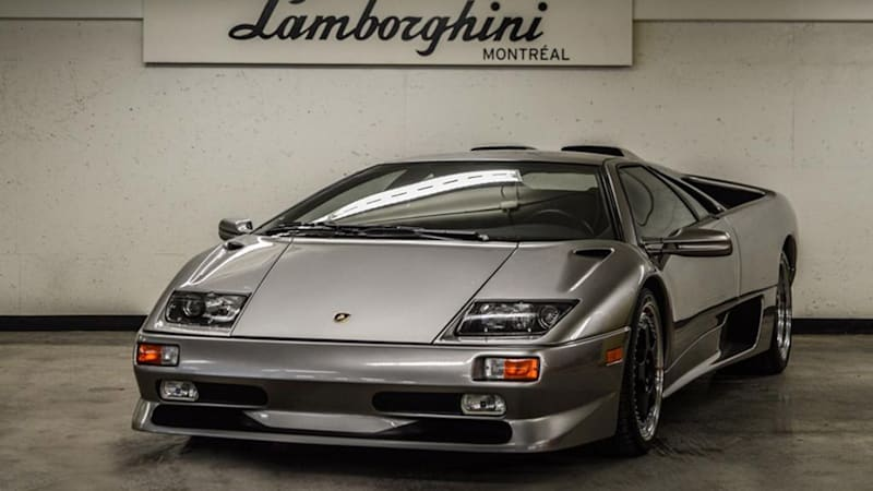 This Fresh Lambo Diablo Sv Could Be Yours For 500k Omaha Auto Deals