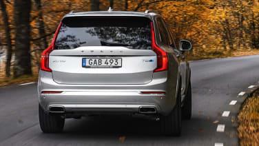 Volvo Xc T Twin Engine With Polestar Performance Optimisation