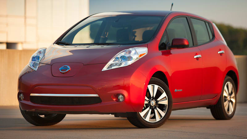 Nissan considering 200-mile Leaf to take on Chevy Bolt?