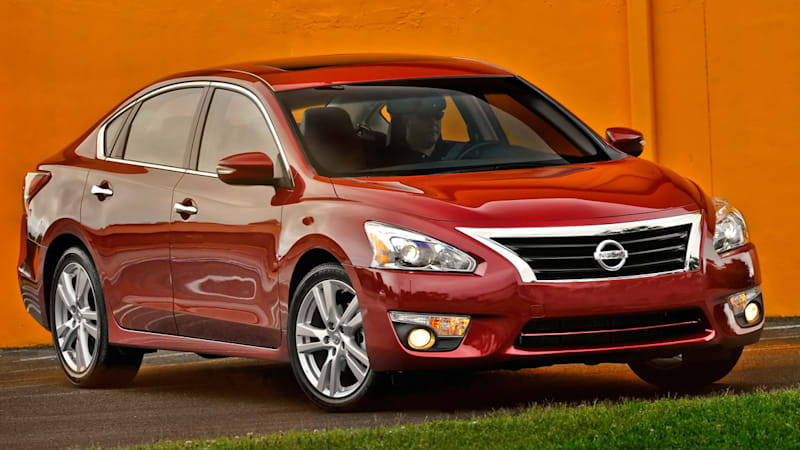 Nissan Altima getting major refresh for 2016?