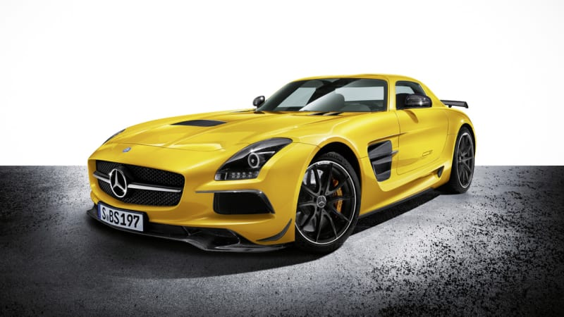 Mercedes-AMG not making more Black Series models... for now