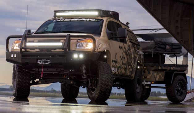 Nissan S Crowdsourced Project Titan Is Ready To Tackle