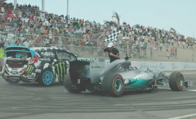 Ken Block Fiesta F1 Watch how Ken Block spent his weekend in Barbados by Authcom, Nova Scotia\s Internet and Computing Solutions Provider in Kentville, Annapolis Valley