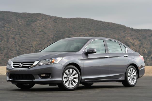 Honda China Struggling With High End Accord Because