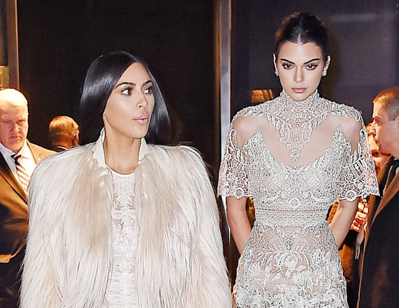 Kim and Kendall's secret project revealed