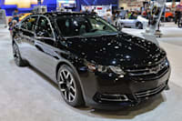 A crew of Chevrolet customs focus on style at SEMA [w ...