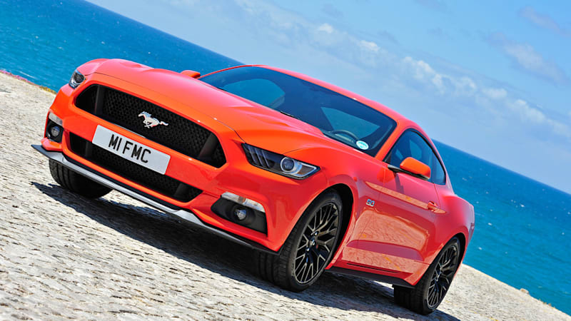 here 39 s how much the new ford mustang will cost in germany autoblog. Black Bedroom Furniture Sets. Home Design Ideas