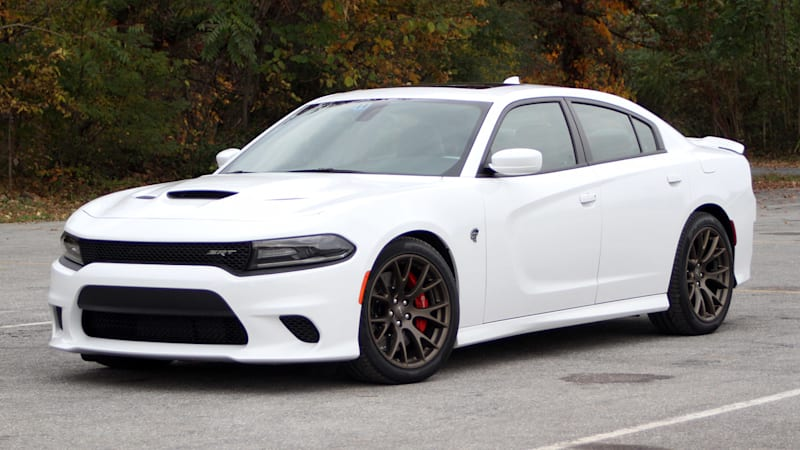 Black Book Car Values >> 2016 Dodge Challenger and Charger Hellcats see doubled ...