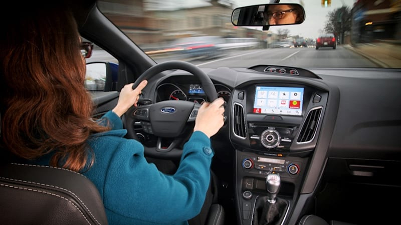 Ford improves Sync 3 with Apple CarPlay and Android Auto