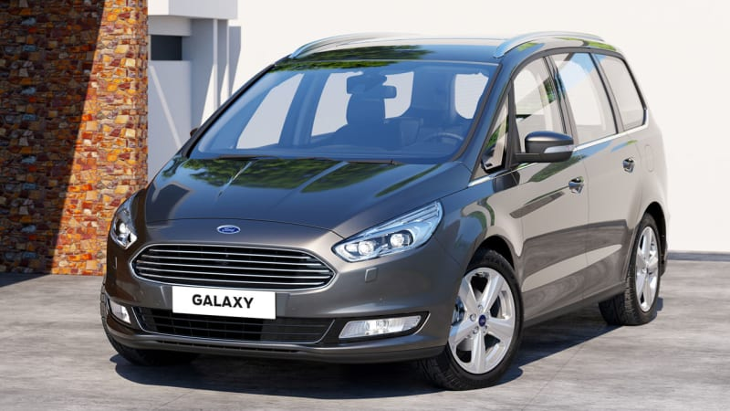 ford reveals new galaxy van for europe w video autoblog. Black Bedroom Furniture Sets. Home Design Ideas