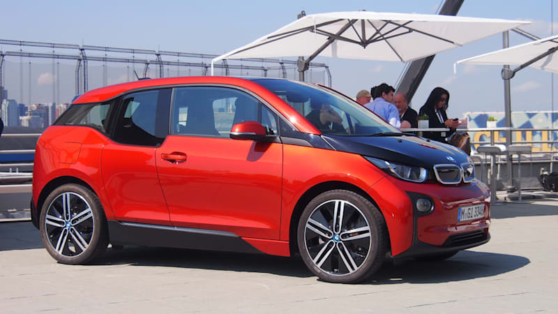 BMW offering glitch fix for i3 with range extender
