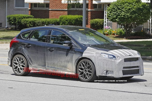 %name 2016 Ford Focus RS mule spotted on North American soil by Authcom, Nova Scotia\s Internet and Computing Solutions Provider in Kentville, Annapolis Valley
