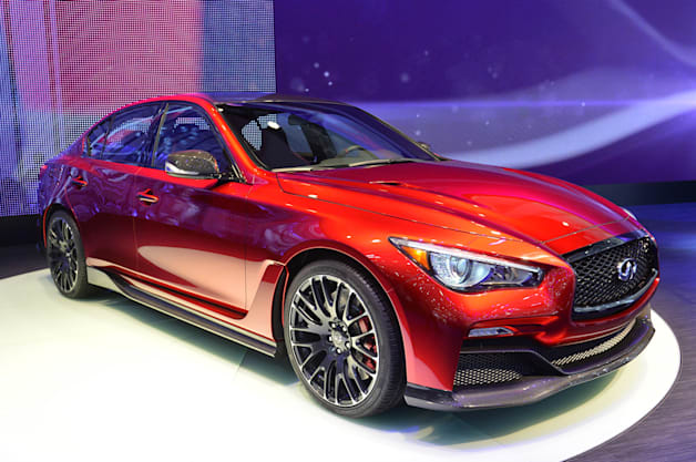 infiniti q50 eau rouge to cost over 100 000. Black Bedroom Furniture Sets. Home Design Ideas