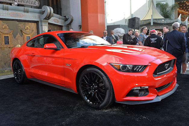 01 2015 ford mustang live 1 2015 Ford Mustang production to begin on July 14? Not quite, says Ford by Authcom, Nova Scotia\s Internet and Computing Solutions Provider in Kentville, Annapolis Valley