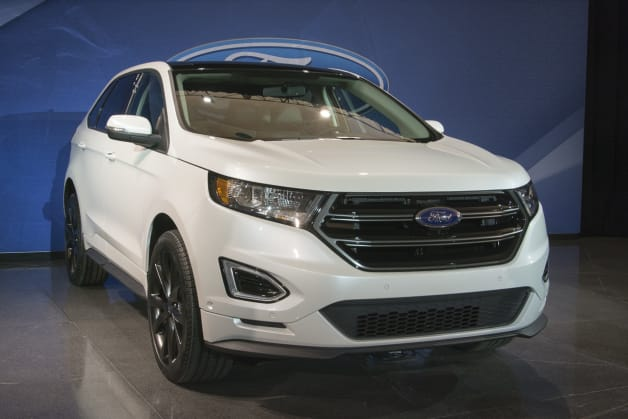 %name 2015 Ford Edge debuts with fresh tech inside and out by Authcom, Nova Scotia\s Internet and Computing Solutions Provider in Kentville, Annapolis Valley