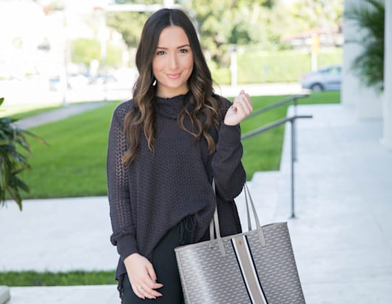 Street style tip of the day: Stylish sweats