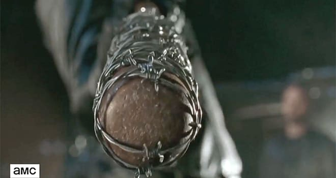 'The Walking Dead' Lucilles a Football in Clever Super Bowl Ad