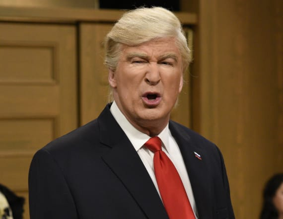 Alec Baldwin announces new Trump project