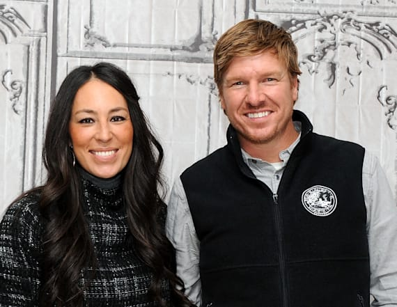 What rooms now shown on 'Fixer Upper' look like