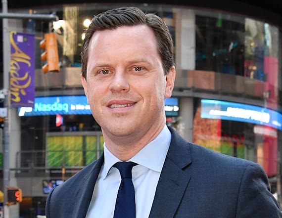 Willie Geist's unlikely Oscars connection
