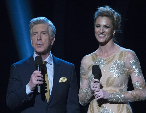 'DWTS' delivers shocking elimination