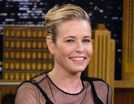 Name Chelsea Handler uses for Trump
