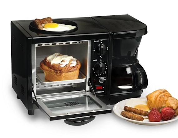 Hero item of the day: 3-in-1 breakfast center