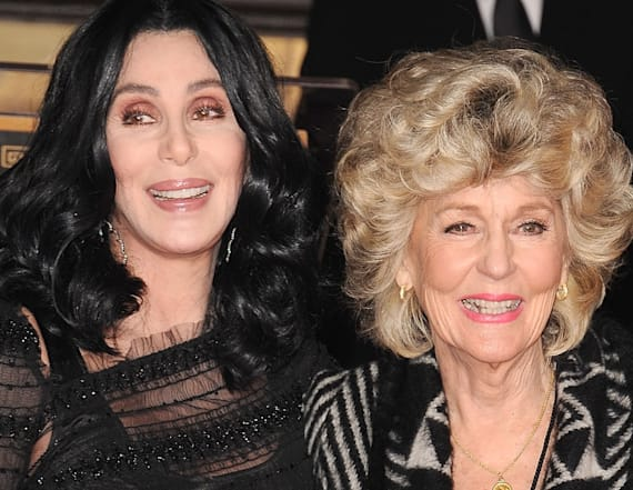 Cher 'worried' about 90-year-old mother