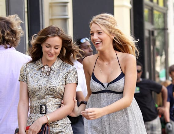 Blake Lively on possible 'Gossip Girl' reunion