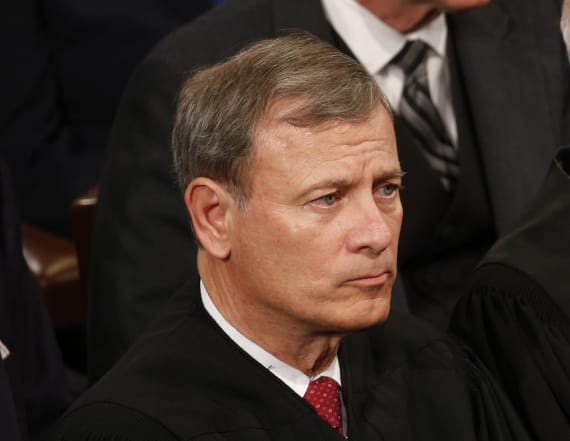 SCOTUS justice alarmed by Trump stance in case