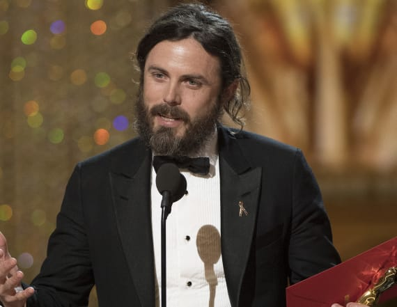 Actress refuses to applaud Casey Affleck