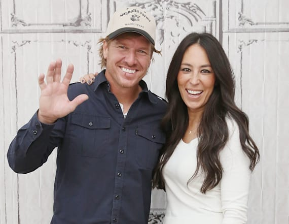 'Fixer Upper' stars reveal keys to marriage