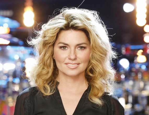 Shania Twain makes big music announcement!