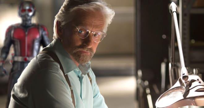 'Ant-Man 2': Michael Douglas Confirms Return & Filming Start Date