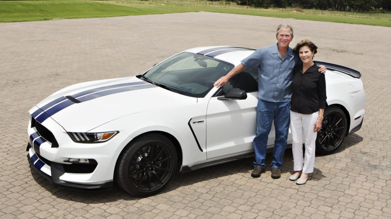 Gooding to auction 2016 Shelby GT350 to benefit vets