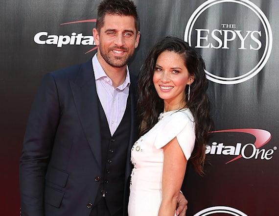 Olivia Munn takes dig at boyfriend's family