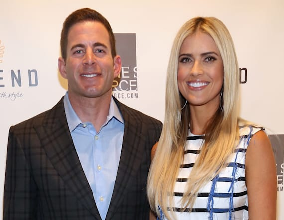 Tarek and Christina El Moussa spotted together