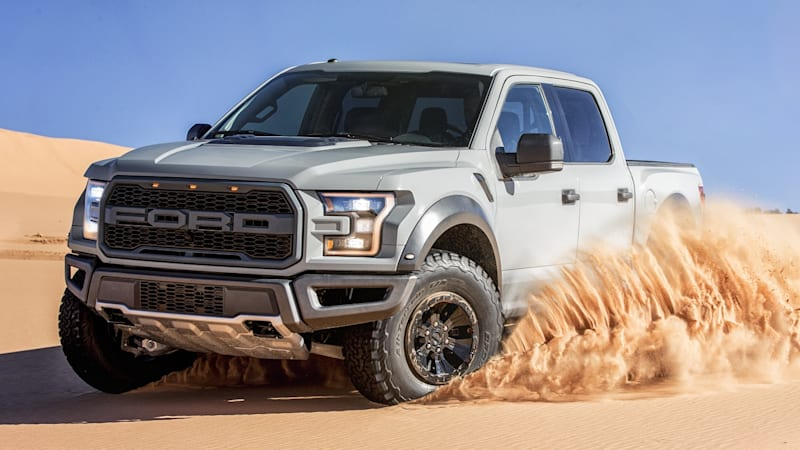 2017 Ford F-150 Raptor adds SuperCrew version