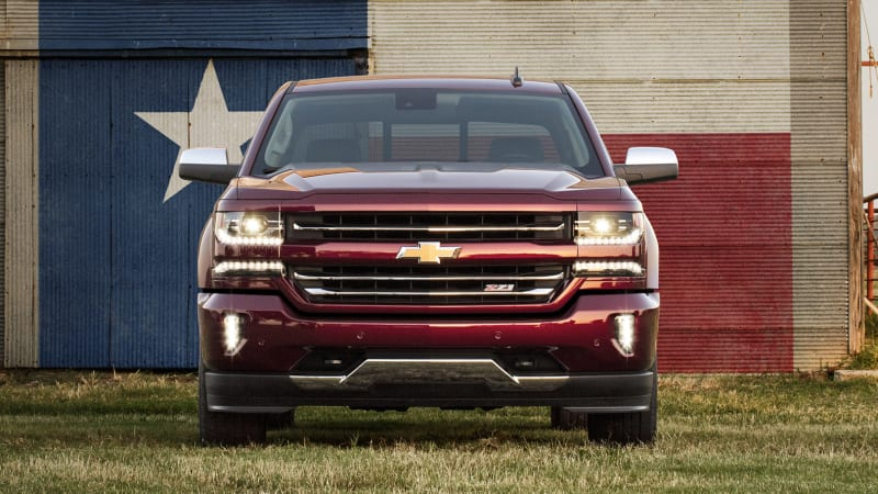 2016 Chevy Silverado unveiled in full at Texas State Fair