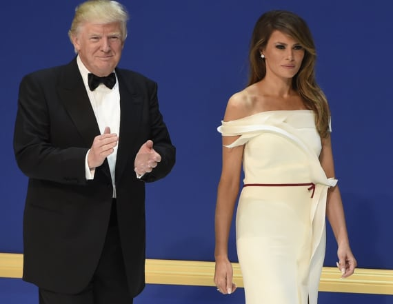 Melania Trump's White House bio stirs up controversy