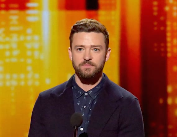 Justin Timberlake jokes about son Silas